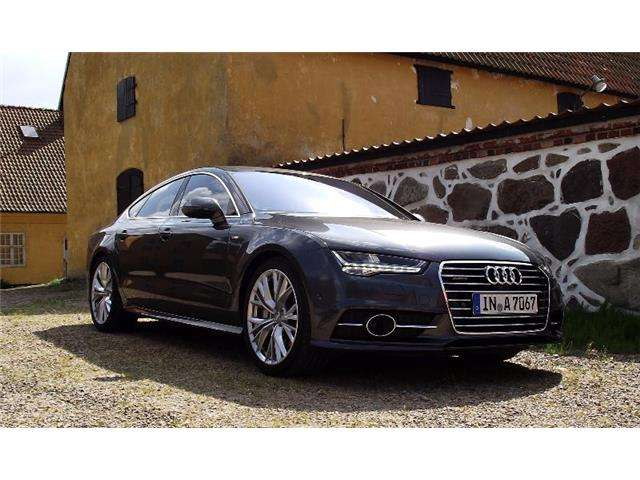 Audi S7 TEST ONLY! NOT FOR SALE!