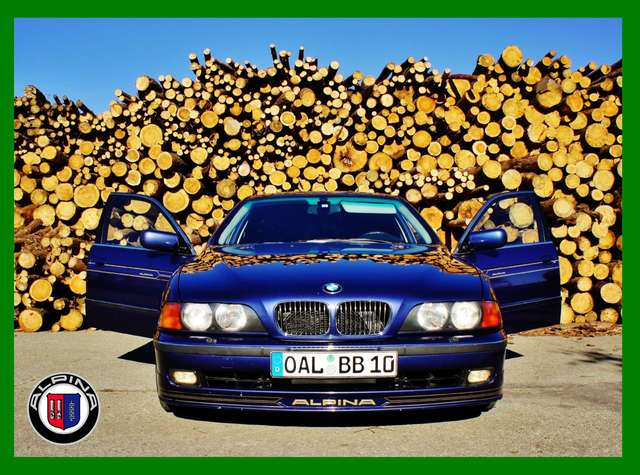 Alpina B10 V8 only 108000km! No Vanos!