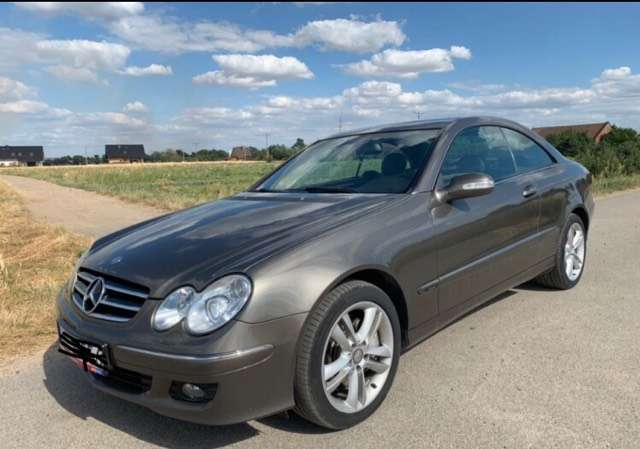 Mercedes-Benz CLK 320 Coupe  CDI 7G-TRONIC Avantgarde DPF Sport Edition