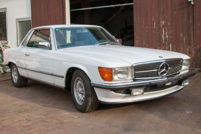 Mercedes-Benz 450 SLC W107