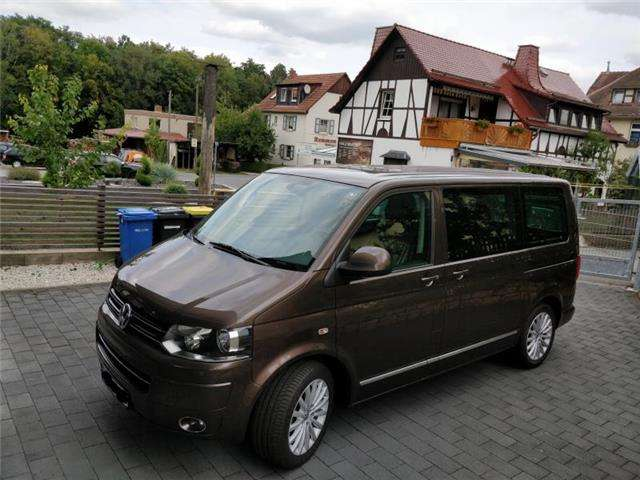 Volkswagen T4 Multivan Highline