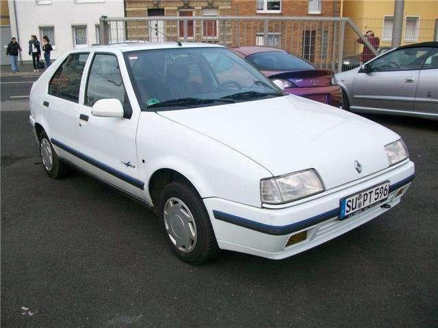 Renault R 19 Top Zustand ohne Rost( TÜV NEU )