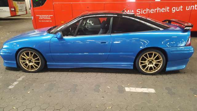 Opel Calibra Color Selection VI