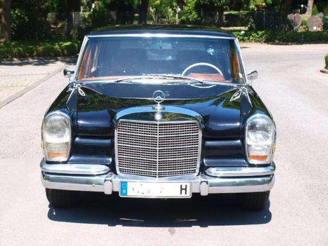 Mercedes-Benz 600 (W 100) 24 Jahre im Besitz