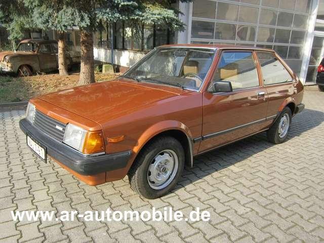 Mazda 323 323 1.3 BD Oldtimer TÜV neu 5-Gang