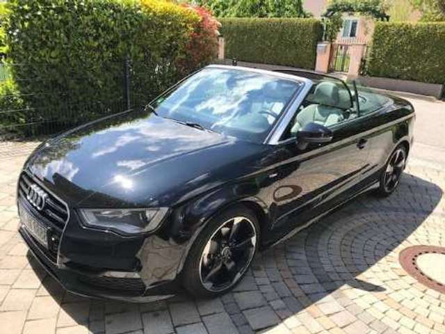 Audi Cabriolet A3 Ambition 1.4 TFSI Cylinder on demand ultra S-tr