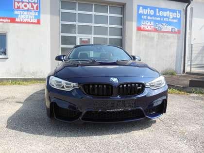 BMW M4 Cabrio DKG ///M-Competition