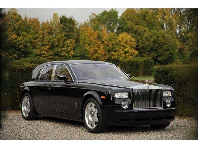 rolls-royce phantom 6-75i-v12-48v-belgian-car-1-owner noir