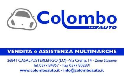 Aktuelle Fahrzeuge von Colombo Auto in Casalpusterlengo - Lodi - Lo