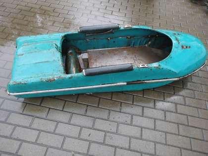 IFA Others Beiwagen ISCH Blau