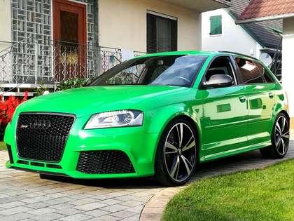 Audi RS3  VIPER GREEN AB WERK SAMMLERSTÜCK EINTAUSCH