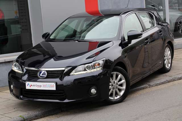 lexus ct-200h luxury-garantie-1an-fulloption-gps-camera-led bleu