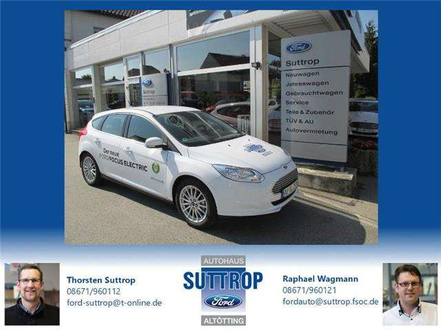 ford focus electric weiss