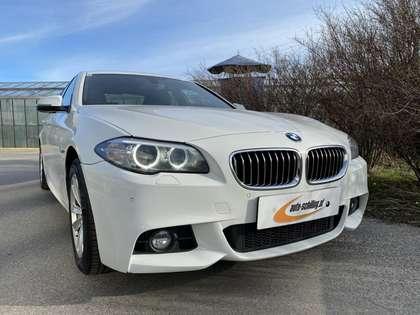 BMW 520 520d F10 xDrive Ö-Paket Aut Schiebedach M-PAKET