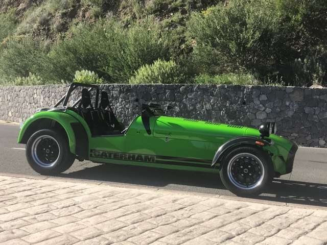 caterham superlight lhd-1-8-vvc