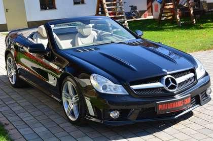 Mercedes-Benz SL 350 CABRIO SL 63 AMG UMBAU BEST-PREIS EINTAUSCH