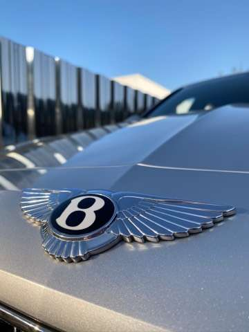 bentley flying-spur 6-0-biturbo-w12 gris