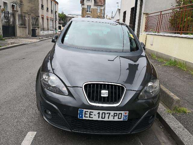 Photo Seat Altea 1.9 TDi105 1