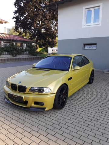 bmw m3 coupe gold