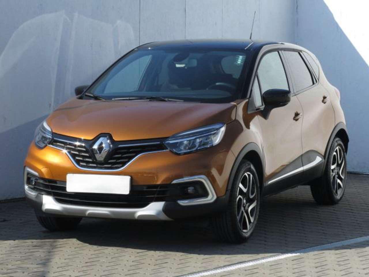 Renault Captur Limited NAVI Garantie bis 06/2025 oder 100tkm