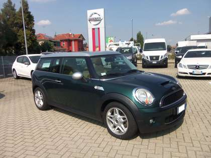 Find Green Mini Cooper S Clubman For Sale Autoscout24
