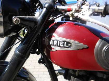 Ariel Motorcycles Red Hunter Rot