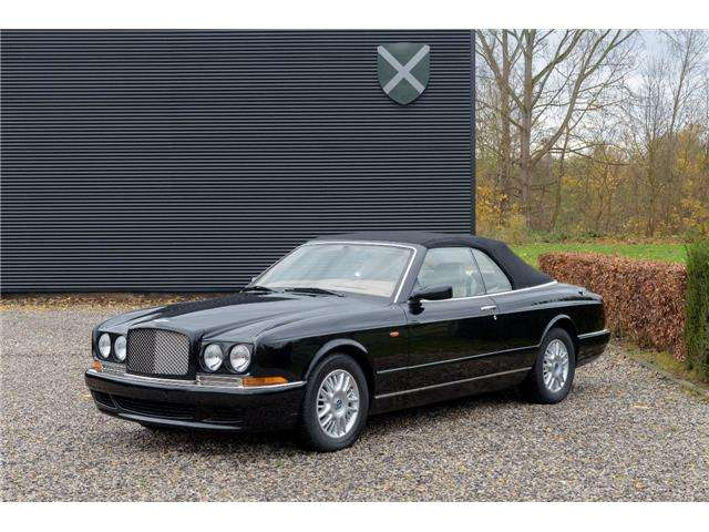 bentley azure zwart