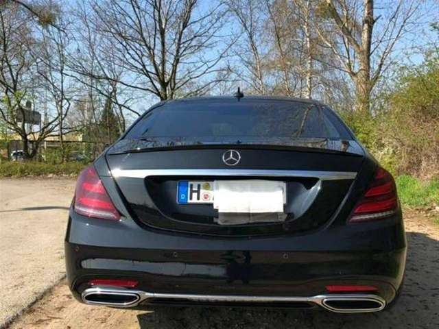 Used Mercedes Benz S-Class 350 CDI