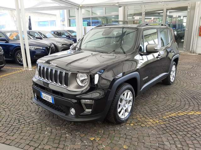 jeep renegade 1-6-mjt-120-cv-limited nero