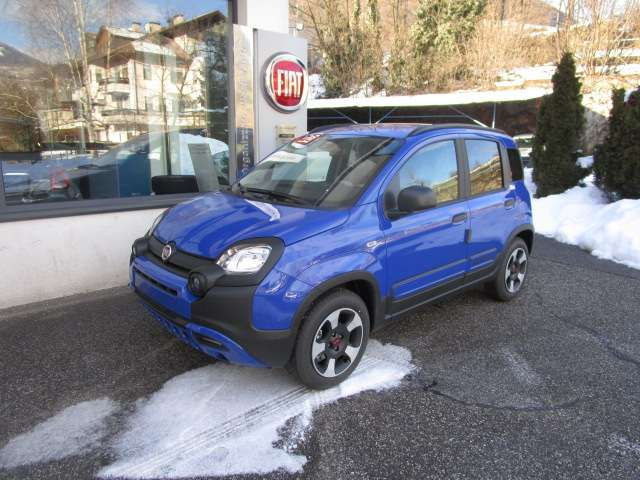 fiat panda 1-2-city-cross blu-azzurro