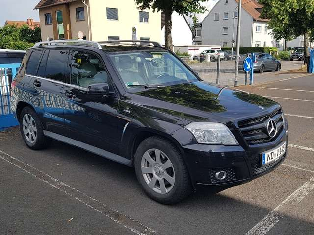 mercedes-benz glk-220 cdi-dpf-4matic-blueefficiency-euro5-7g-tronic schwarz