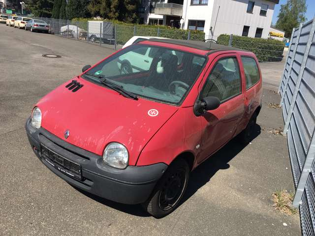 renault twingo 1-2-expression rot