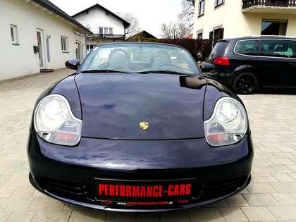 "Porsche Boxster   CABRIO FACELIFT TRAUM ZUSTAND XENON 18"" TAUSCH"