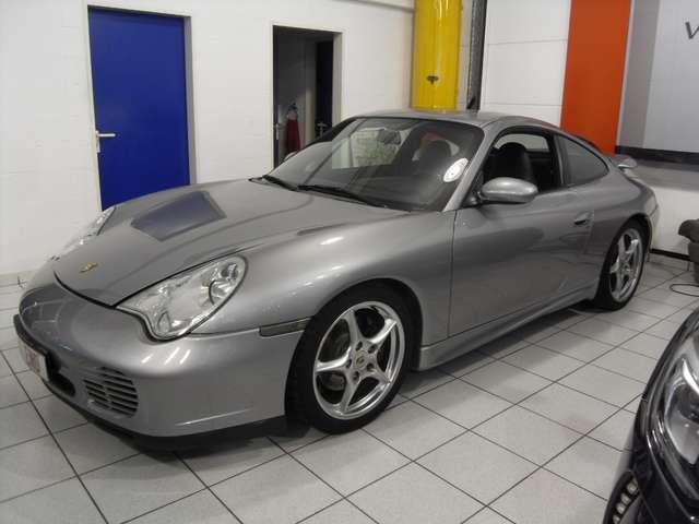 porsche 911 3-6i-coupe-40-years grey