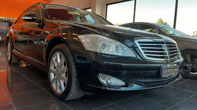 mercedes-benz s-320 cdi-4matic-avantgarde nero