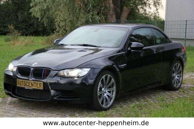 bmw m3 cabrio-competition-schalter-carbon-shadowline schwarz