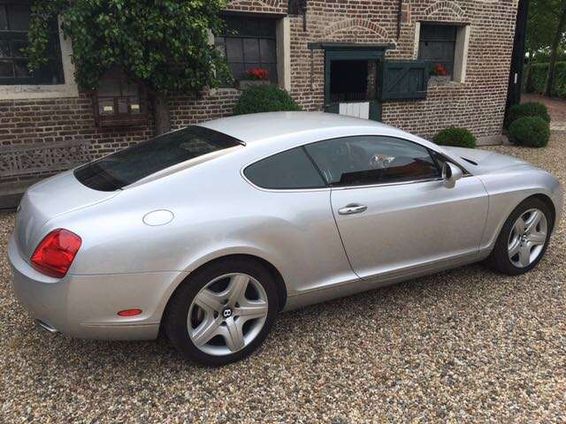 bentley continental gt-coupe-6-0-w12 gris