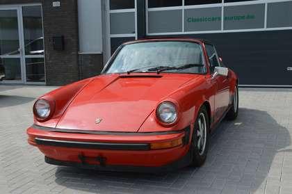 Porsche 911 Carrera US 2.7S Matchingnumbers  1974