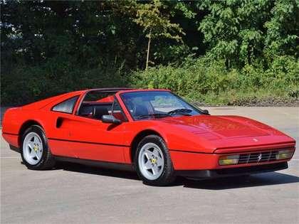 Ferrari 328 GTS Quattrovalvole (1987) rood 270 pk met historie