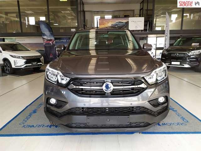 ssangyong rexton new-rexton-sports-2-2-diesel-4wd-181cv-dream grau