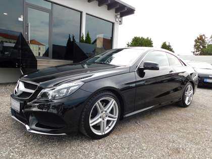 Mercedes-Benz E 220 BlueEfficiency CDI Aut.**AMG PAKET**VOLL**