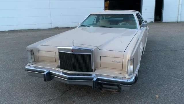 lincoln continental cartier beige