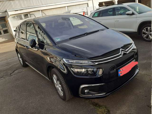 citroen c4-spacetourer puretech-130-stop-start-selection nero