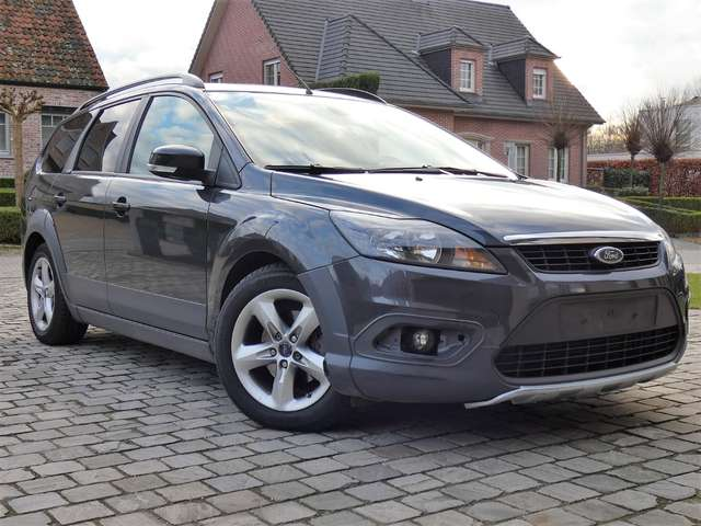 ford focus 1-6-tdci-x-trend-dpf-econetic-airco-carpass grijs