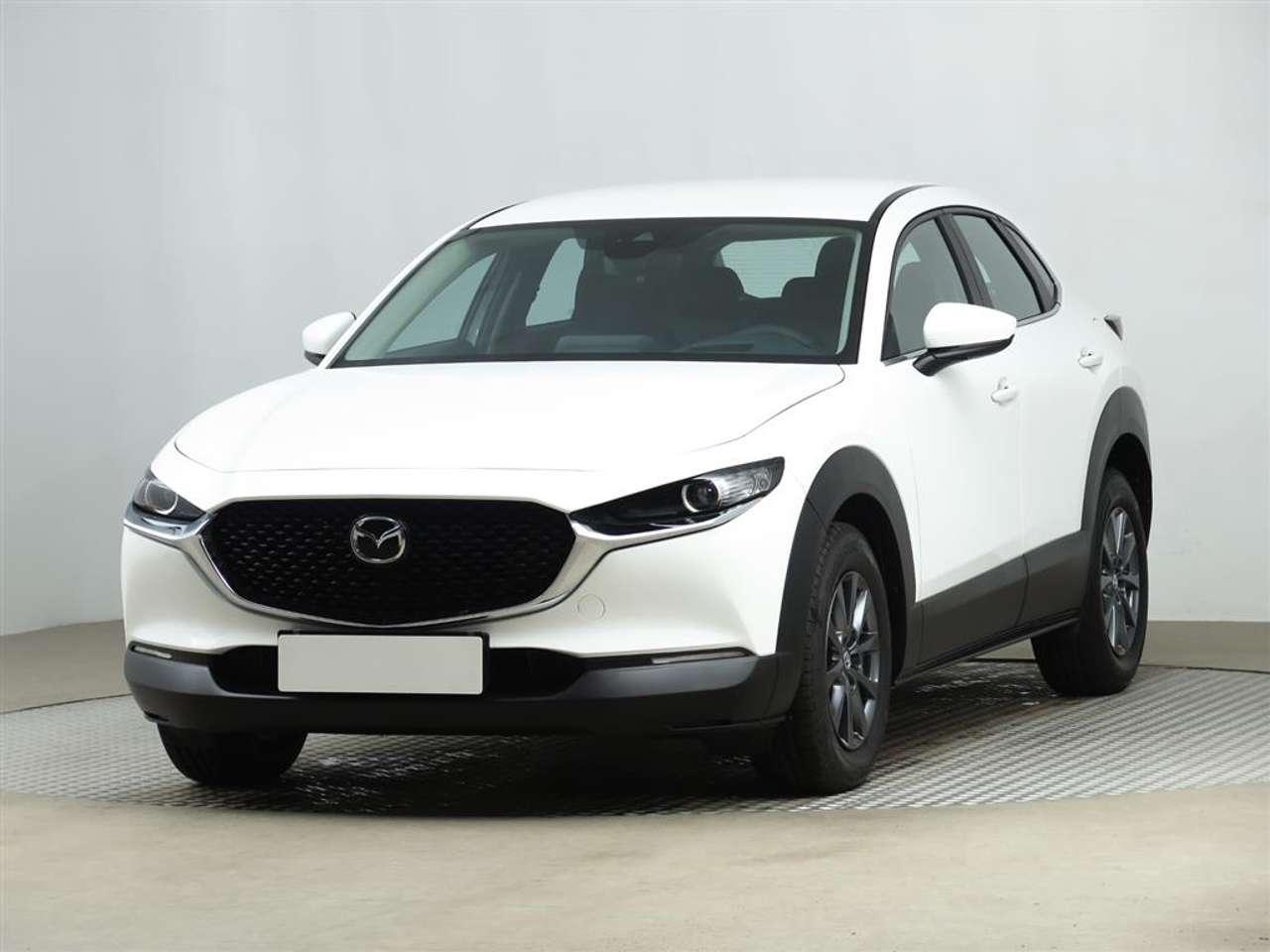 Mazda CX-30 SKYACTIV-G 2.0 M-Hybrid GARANTIE 03/2023 100tkm