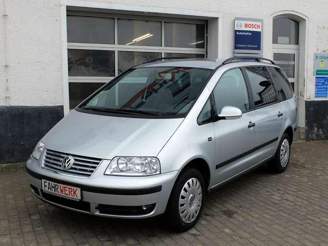 Volkswagen Sharan , EZ 12/2008