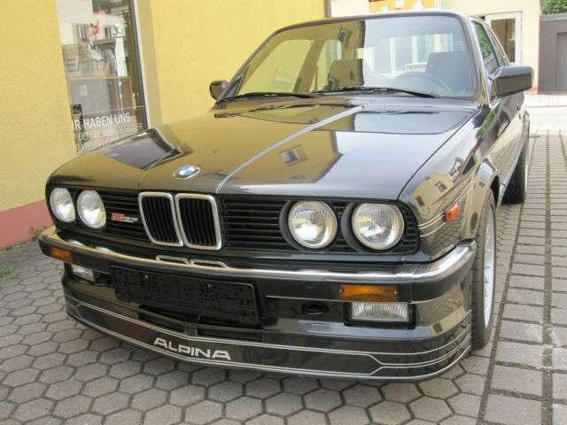 alpina b6 2-7-nur67-stueck-gebaut-automatik schwarz