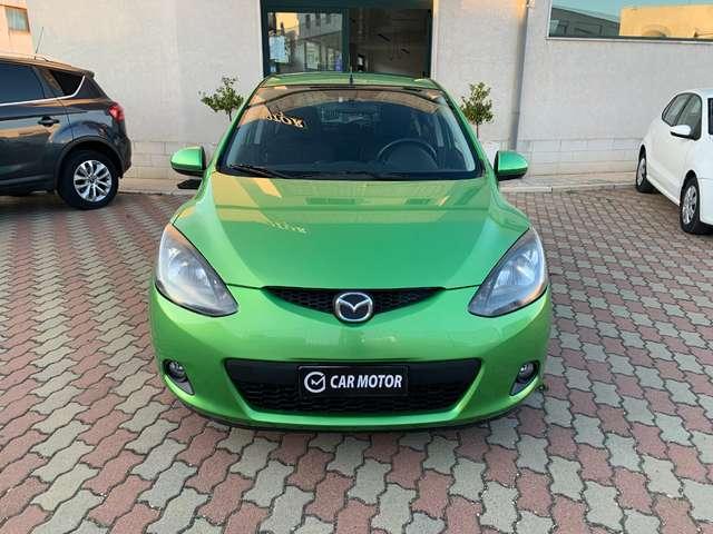mazda 2 1-4-td-68cv-5p-fun-generation-green verde