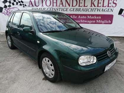 Volkswagen Golf Comfortline*Anhängerkupplung*Export*Radio Pion.
