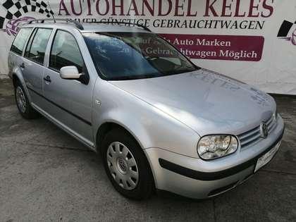 Volkswagen Golf Variant 1.9 TDI**Klimaanlage**EL Fenster**Radio Export****